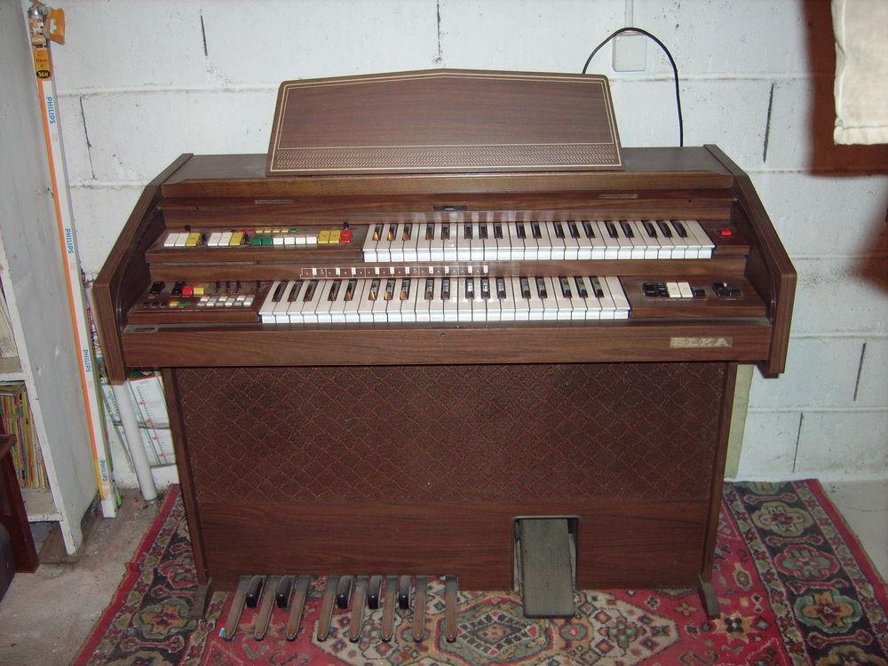 orgue electronique elka 18 0 Jouy-le-Châtel (77)