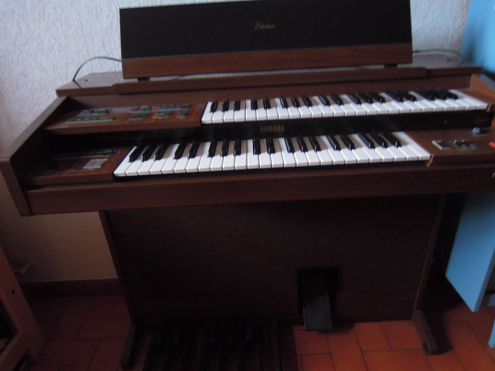 orgue électronique 50 Sainte-Cécile-les-Vignes (84)