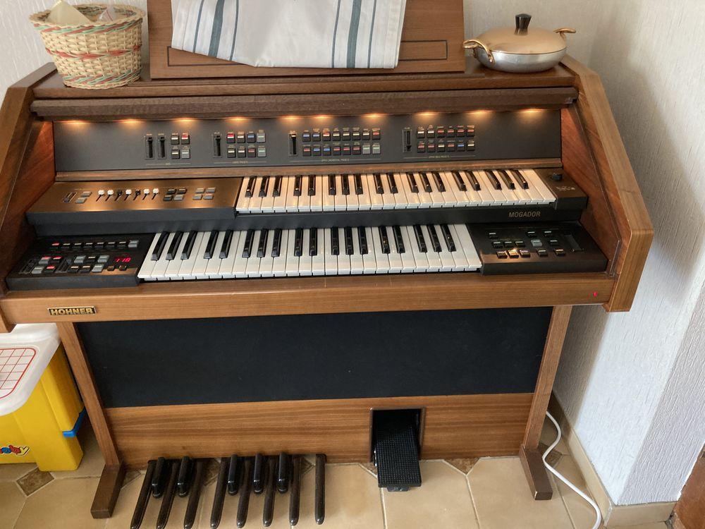 orgue électronique 500 Ambiévillers (70)