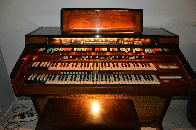 Orgue Hammond 2500 Mimet (13)