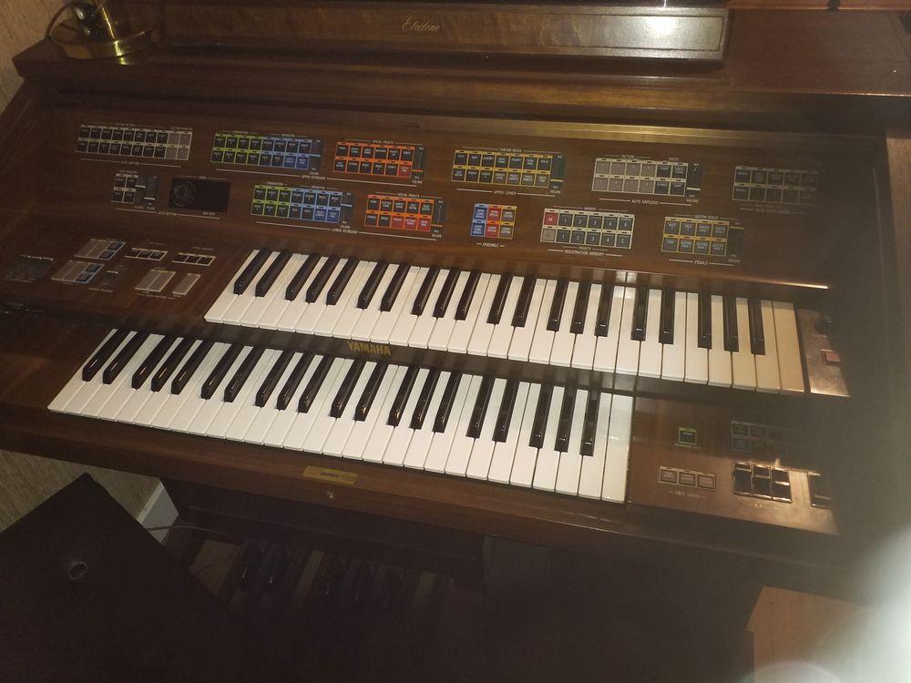 Orgue Yamaha electone FS20 400 Saint-Maur-des-Fossés (94)