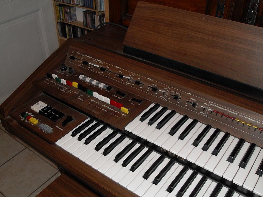 Orgue Yamaha, 0 Saint-Christol-lès-Alès (30)