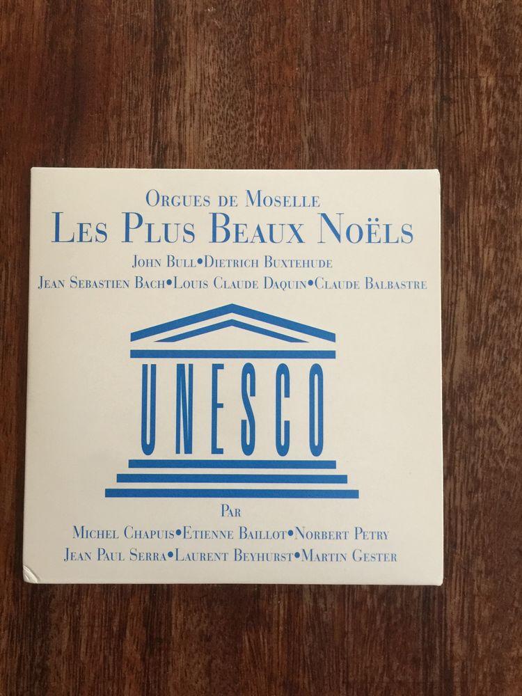 CD Les Orgues de Moselle Unesco    Les plus beaux 3 Saleilles (66)