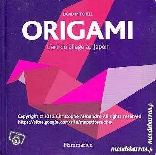 Origami Japon Peinture Arts Plastiques Bijou Mode 10 Paris 16 (75)