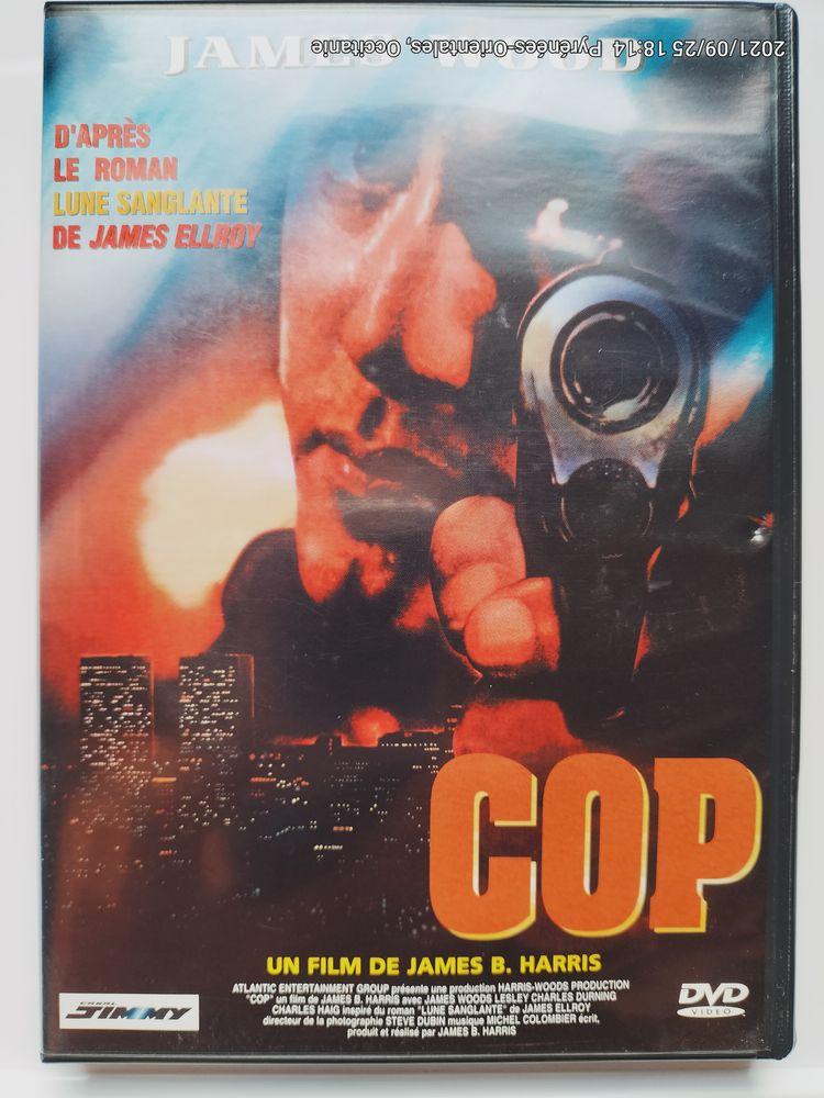 DVD Original  Cop  film avec James Wood TBE série Policier 3 Canet-en-Roussillon (66)