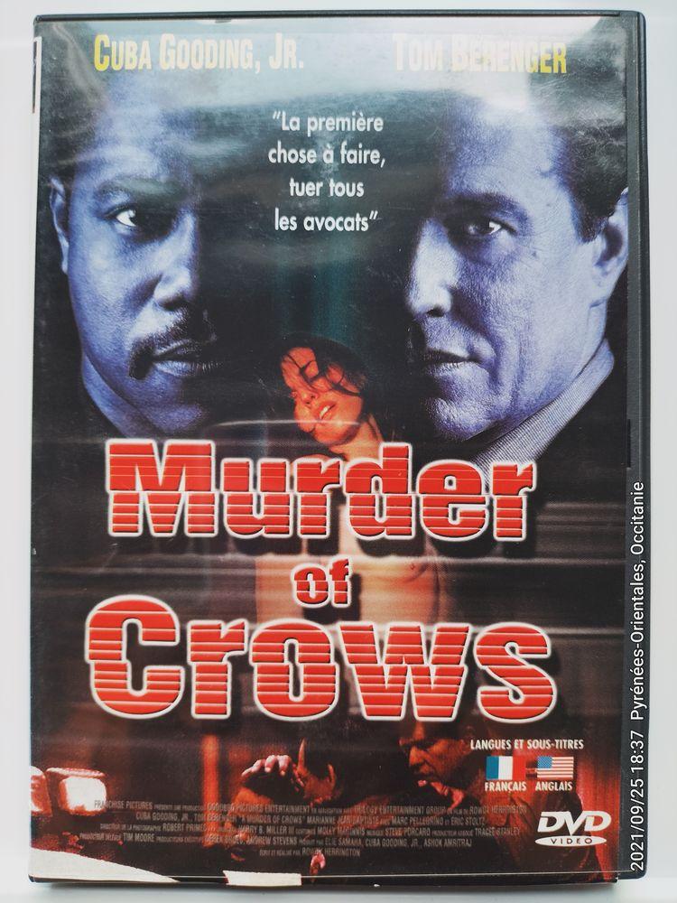 DVD Original  Murder of Crows  film avec Tom Bérenger 3 Canet-en-Roussillon (66)