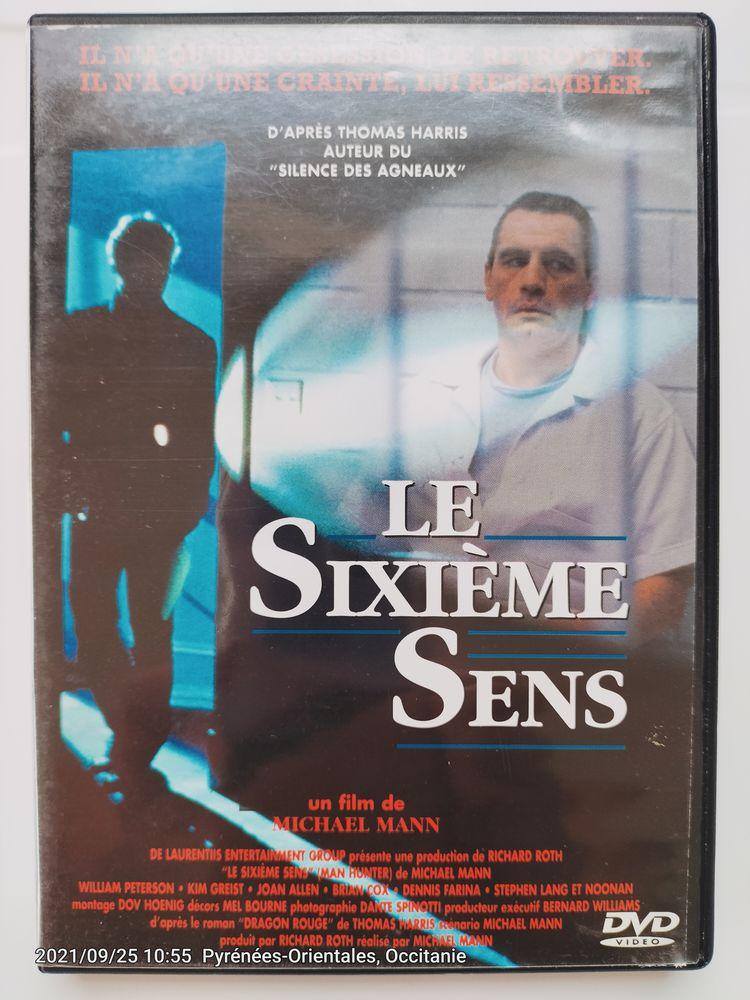 DVD Original  Le Sixième Sens   TBE série Policier/Suspense 3 Canet-en-Roussillon (66)