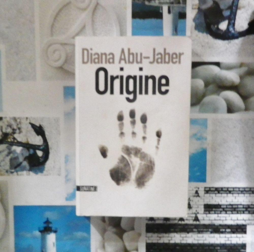 ORIGINE de Diana ABU-JABER Ed. Sonatine THRILLER 3 Bubry (56)