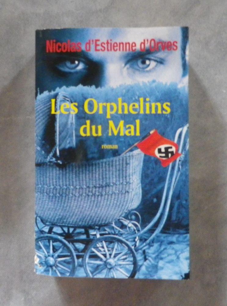 LES ORPHELINS DU MAL de N. d'Estienne d'Orves 3 Bubry (56)