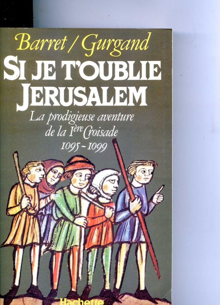 Si je t'oublie jerusalem Livres et BD