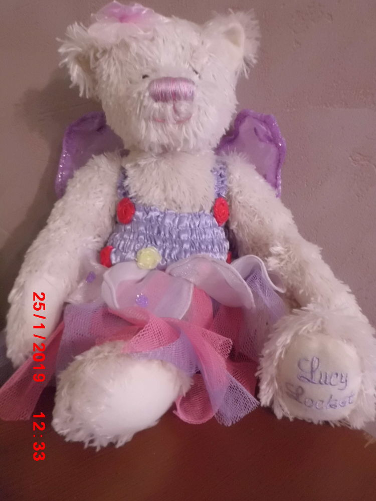 OURS FEE BEIGE LUCY LOCKET 29 Oignies (62)