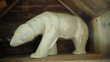 ours faience Art Deco Salins les Bains