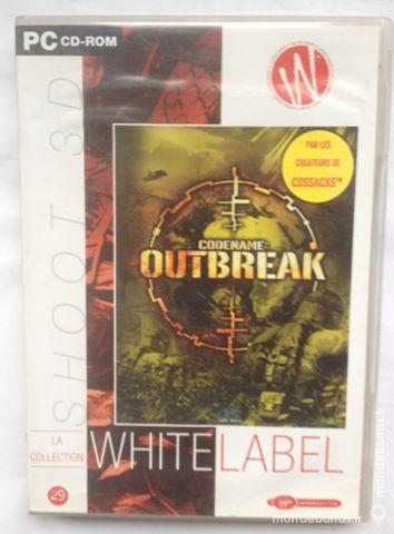 PC-CD rom outbreak 2 Illkirch-Graffenstaden (67)