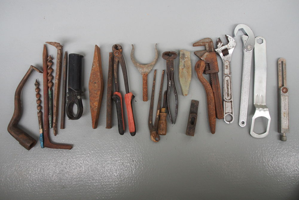 outils anciens 5 Rennes (35)
