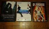 DVD: Rec ; Overdose; Arrête moi si tu peux.... 1 Paris 15 (75)