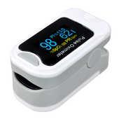 Oxymètre de pouls doigtier y compris étui de protection gratuit! ST-XS 256 20 Montmartin-sur-Mer (50)