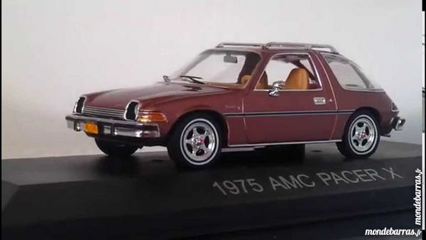 Bruncu Neuf Bo X Amc Miniature Premiumx Pacer 143 6Yfy7bg