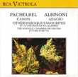 CD  Pachelbel  Canon / Albinoni  Adagio / Baroque Favourites Bagnolet (93)