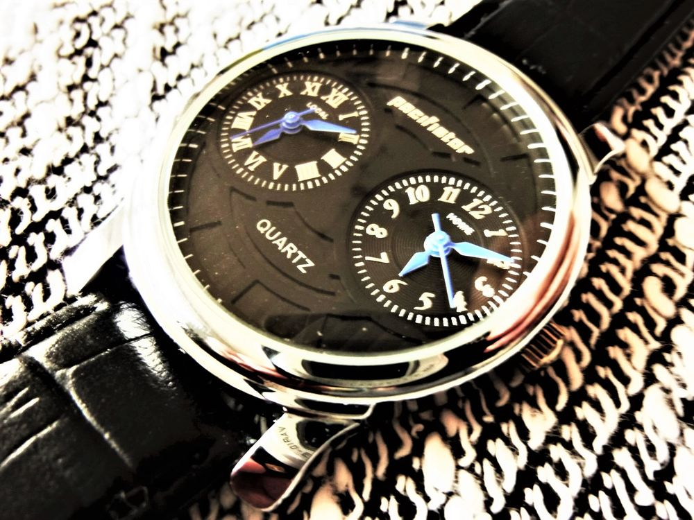 PACIFISTOR montre TWO TIME homme 2008 ANA0101e 85 Metz (57)