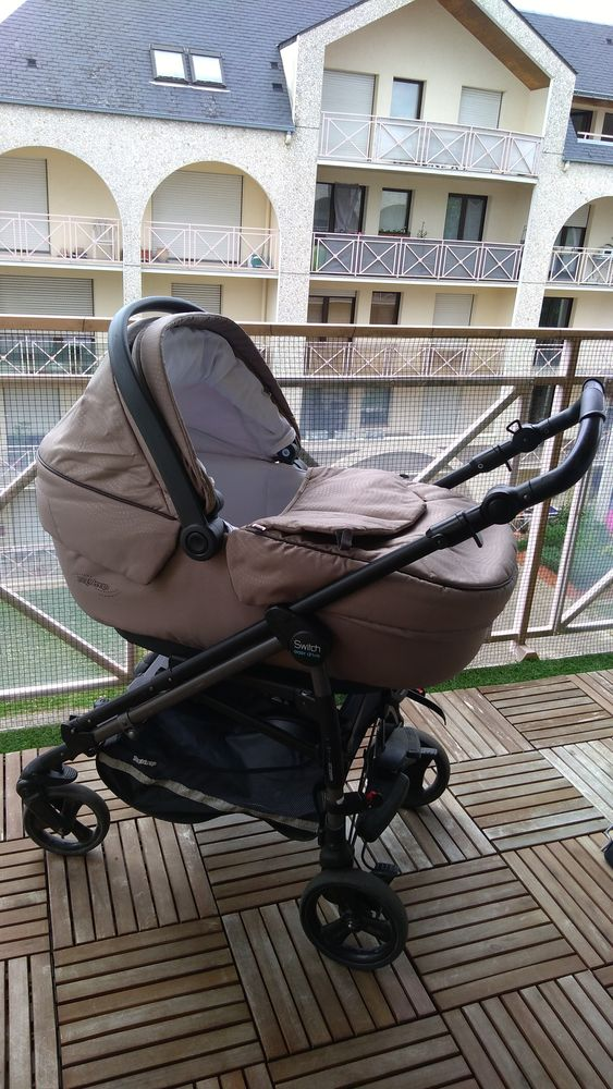 Pack complet PEG PEREGO SWITCH EASYDRIVE 275 Nantes (44)