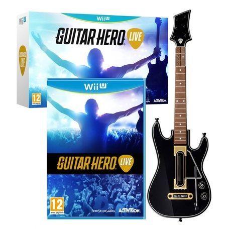 Pack Guitar Hero Live + Guitare Wii U 25 Tours (37)