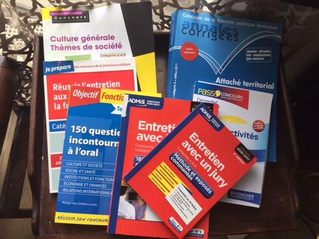 db36e60f3bb Pack livres concours attach eacute  territorial Livres ...