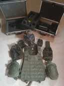 Pack paintball lanceur BT4 Delta et ensemble vêtements 420 Guilberville (50)
