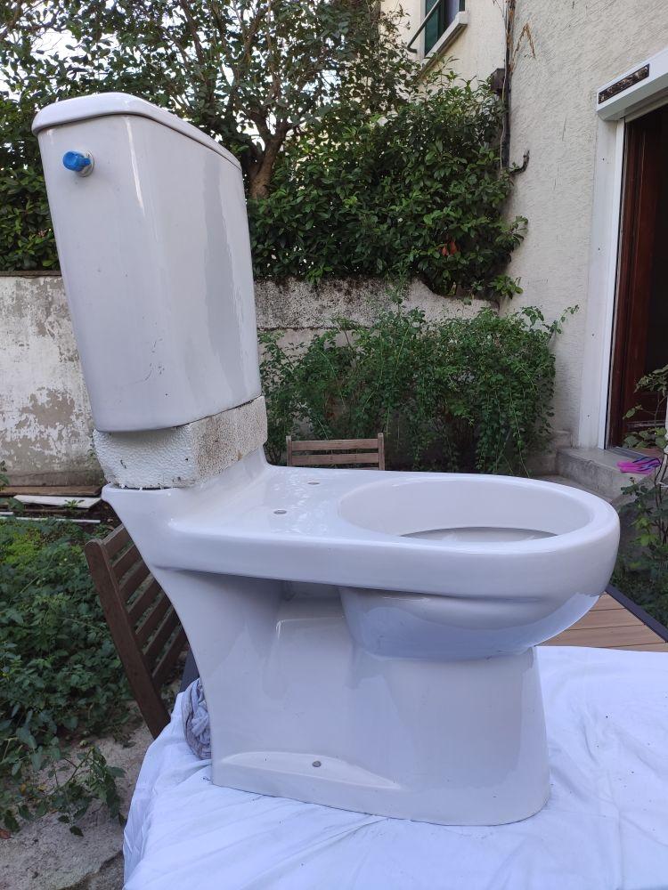 Pack WC toilettes Geberit Prima neuf - avec visserie 80 Tremblay-en-France (93)