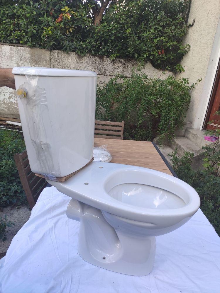 Pack WC toilettes Roca Sophia neuf- avec visserie et battant cuvette 60 Tremblay-en-France (93)