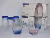 Pack 4 verres souflés Luminarc Hauteur 11cm - NEUF 6 Mérignac (33)