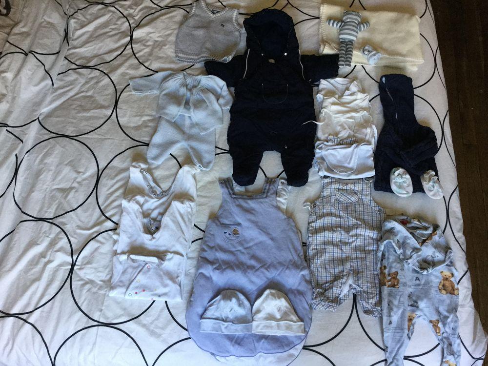 pack de vêtement nourrisson 19 Compiègne (60)