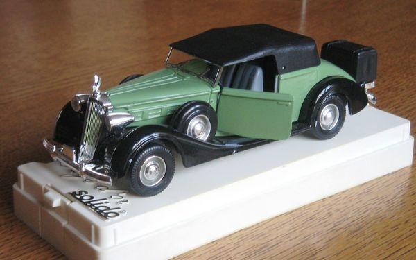 PACKARD 1937 Super Height 14 Lagny-sur-Marne (77)