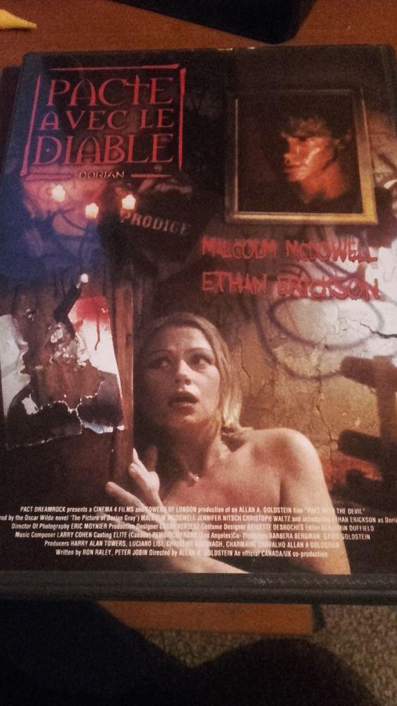 DVD Pacte avec le diable. Livraison possible 1 Rixheim (68)