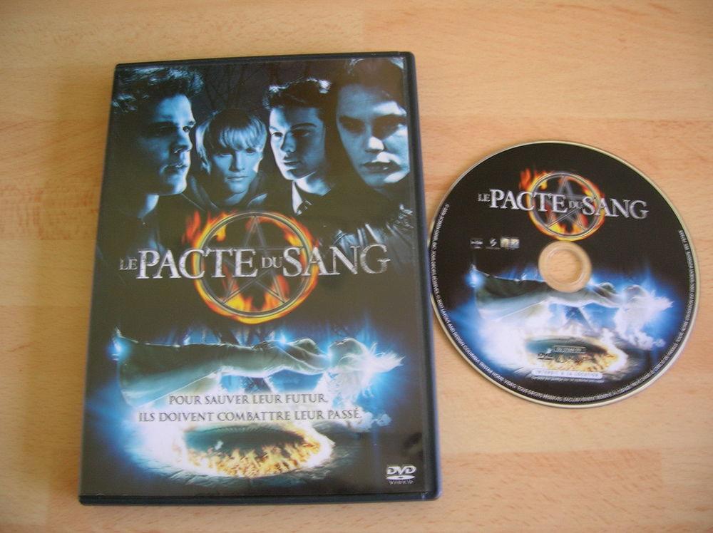 DVD LE PACTE DU SANG 4 Nantes (44)