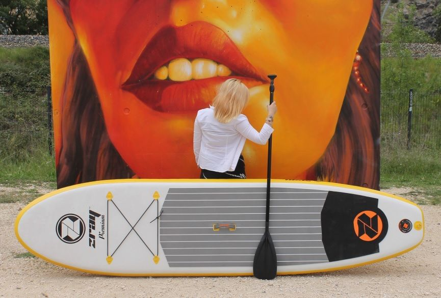 Paddle ZRAY Atoll complet 320 Toulon (83)