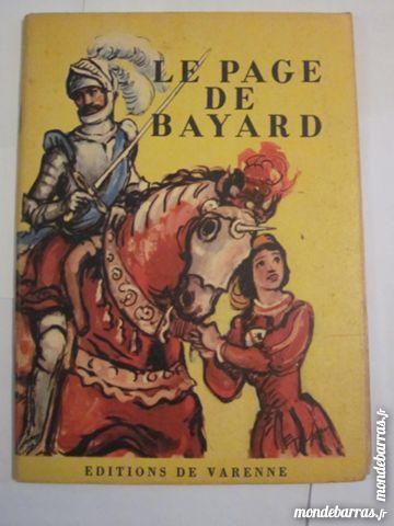 LE PAGE DE BAYARD 1950 livre enfant 13 Brest (29)
