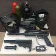 Paintball BT Combat kit M4 + tenue et accessoires  Tours (37)