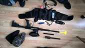 Paintball complet BT4 electro 270 Ganges (34)