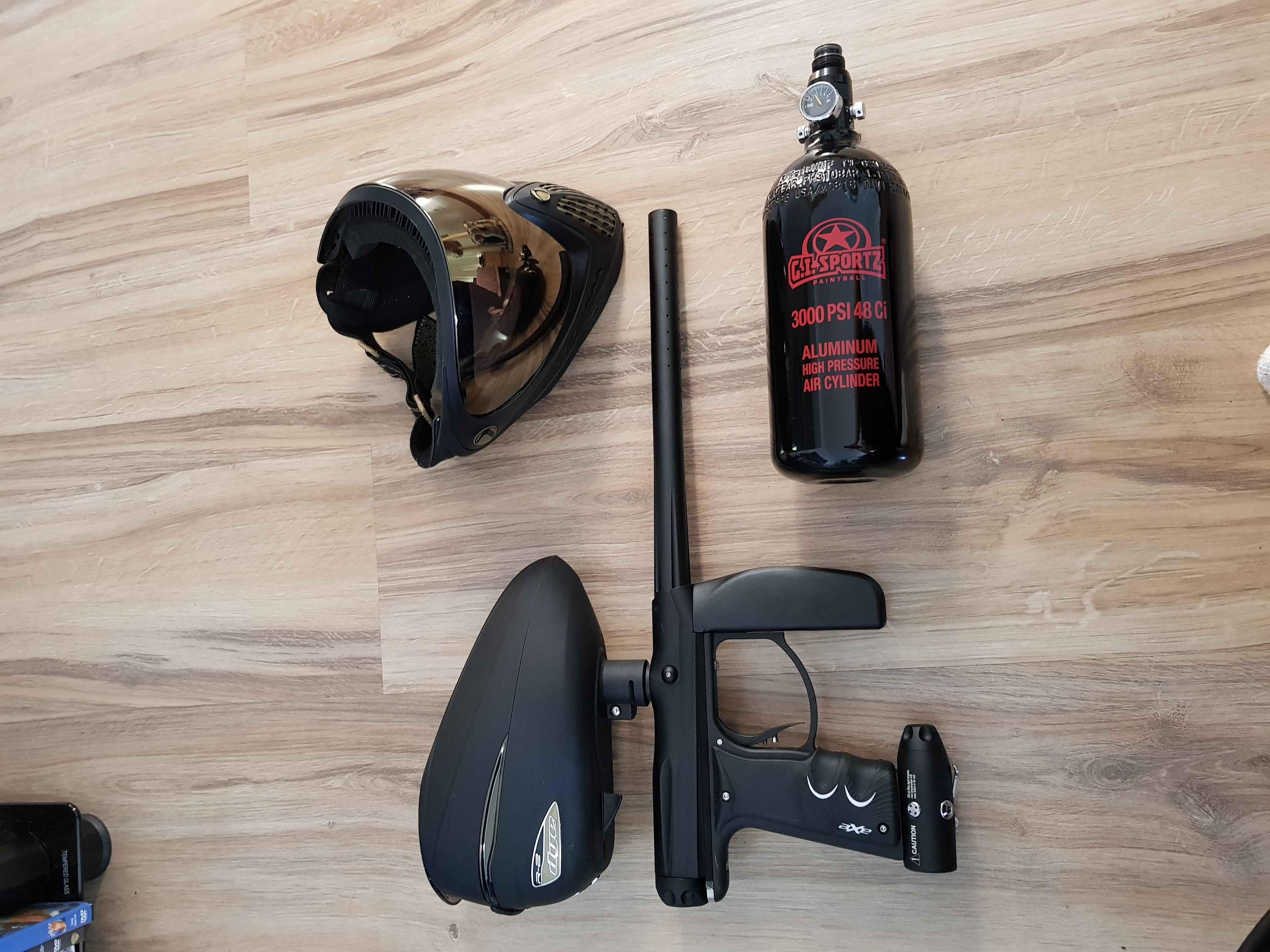 paintball axe empire 550 Longwy (54)