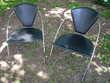Paire de chaise moderniste