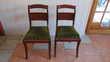 paire de chaises anciennes Bruay-sur-l'Escaut (59)