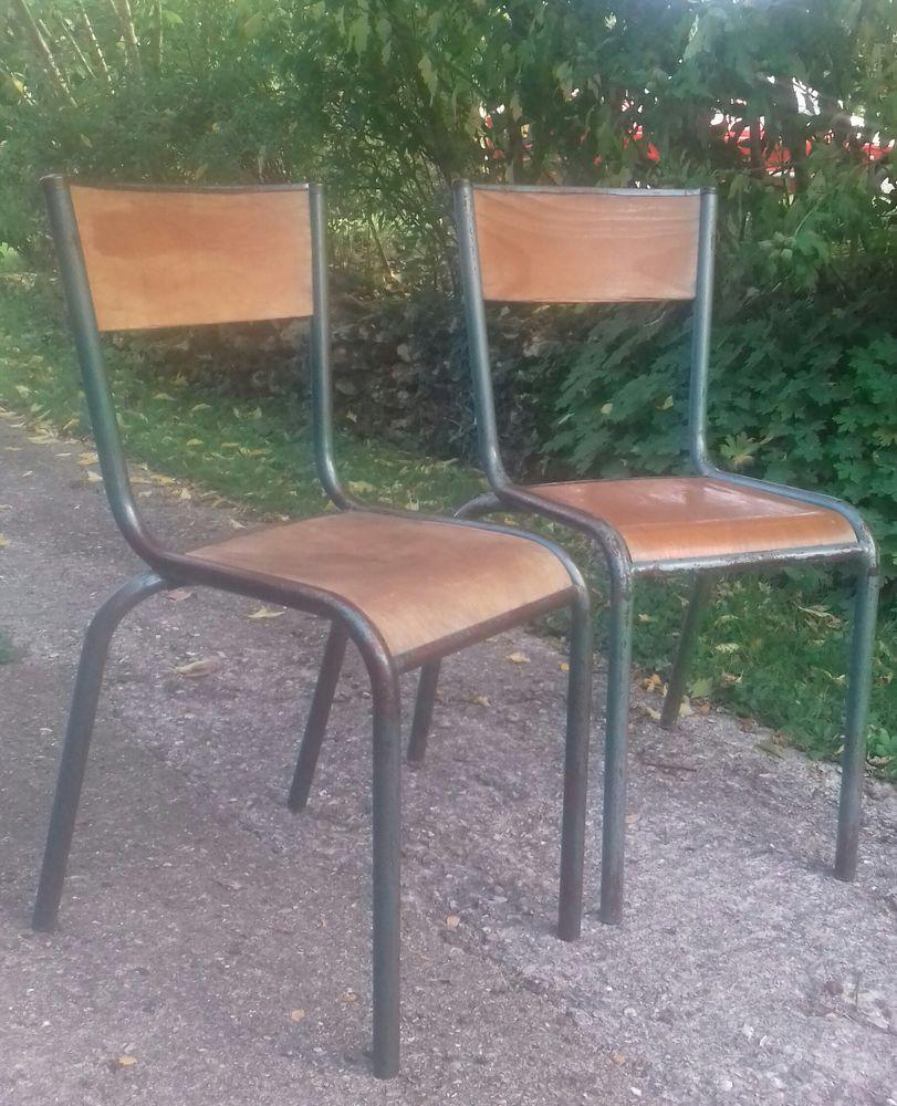Achetez paire de chaises occasion annonce vente h ricy 77 wb157484093 - Chaises anciennes occasion ...