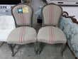 Paire de chaises style Louis Philippe Meubles