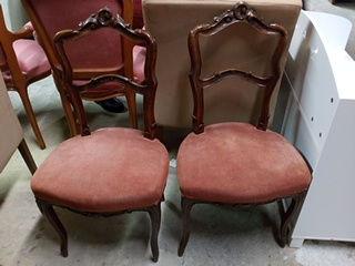 Paire de chaises Style Louis XV 60 Toulouse (31)