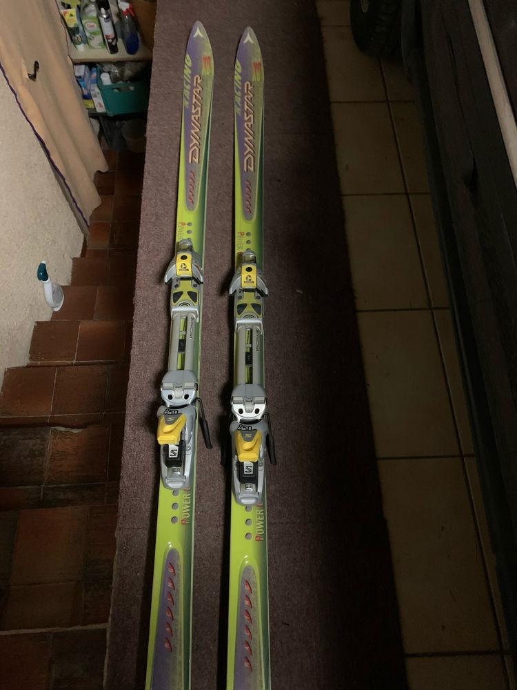 Paire de ski Dynastar 99 Les Cadeneaux (13)