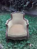 Paire de fauteuils bergère Louis XV 300 Marseille 4 (13)