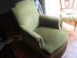 paire de fauteuils crapauds style anglais époq Napoléon III Meubles