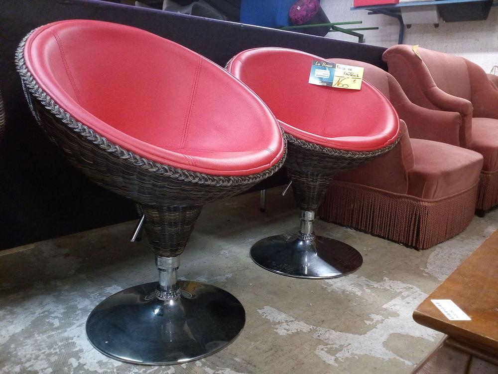 Paire de fauteuils design 160 Toulouse (31)