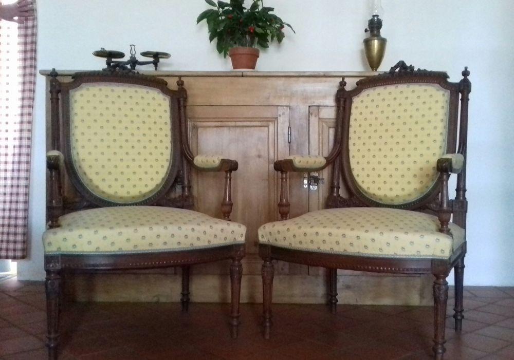 Paire de fauteuils style Napoleon III  0 Dol-de-Bretagne (35)