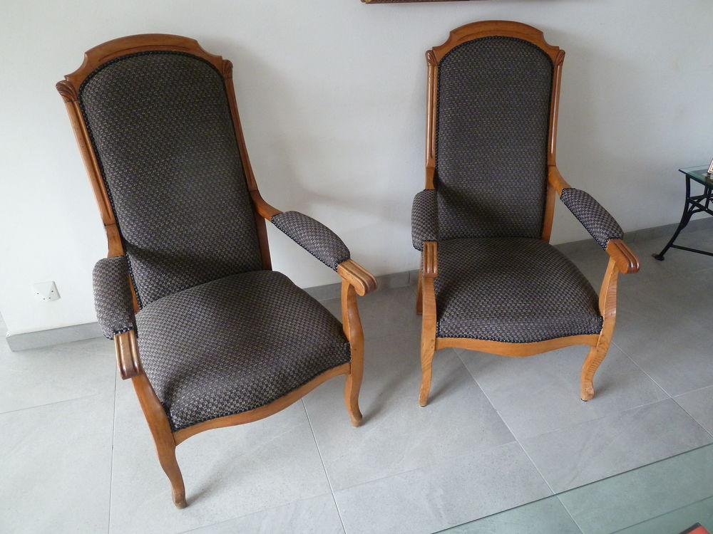 Paire de fauteuils Voltaire 120 Toufflers (59)